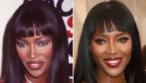 Naomi Campbell: Good Genes Or Good Docs?