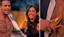 'Bachelorette' Contestant Blasts Chris Harrison -- You're the Creep! I Was Told To Strip