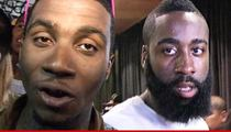 Rapper Lil B -- James Harden Needs to Stop Doing My Dance ... OR ELSE!!!