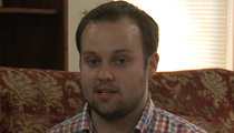 Josh Duggar -- I'm  Backin' Out