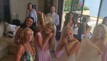 Kim Richards -- Mother of the Bride Is Ready to Ta