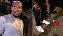 Kevin Durant -- Oops, There Goes the Weed