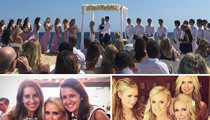 Kim Richards Proud Mother at Daughter Brooke's Wedding