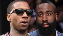 James Harden -- Officially Under Lil B's Spell ... The Curse Is On!
