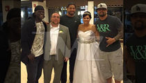 WWE Superstars ... Wedding Crashers