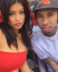 Kylie Jenner, 17, Travels to Monaco with Tyga, 25