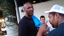 Lamar Odom -- He's Saying There's Still a Chance ... K