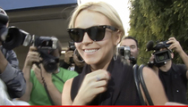 Lindsay Lohan -- Screw All You Doubters ... I'm Gonna Finish My Community Service