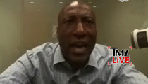 Byron Allen -- Stands by Prez Obama 'Blackface' Diss ... Threatens Hillary Clinton Too! (TMZ LIVE)