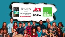 '19 Kids and Counting' -- More Advertisers Jump Shi