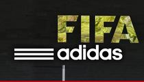 Adidas -- Classic Smoke Screen On FIFA Scandal