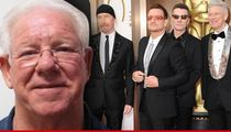 U2 Tour Manager Dennis Sheehan Dead -- Di