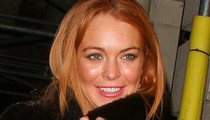 Lindsay Lohan -- Off Probation!!! 8 Years in the Making!