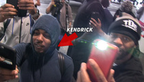 Kendrick Lamar -- You Film Me ... Me and My Boys Will Film You Right Back! (VIDEO)