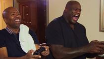 Shaq vs. Kenny -- Sub-Zero Severed My Spine (Crazy Violent Video)
