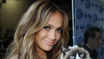 10 Celebrities Pawing Around With Famous Pets -- Who's The Bigger Star?