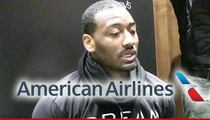 NBA's John Wall -- Kicked Off Plane