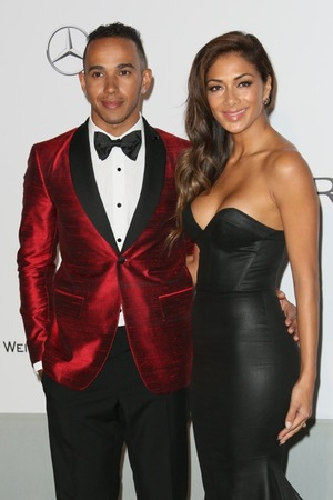 Nicole Scherzinger & Lewis Hamilton -- Before the Split!