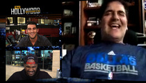 Mark Cuban -- Warren Buffett Is My Homeboy (Video)