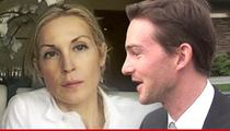 Kelly Rutherford -- Not So Fast ... Custody Vi