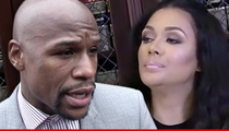 Floyd Mayweather's Marriage Proposal -- I'll Love You Forever ... But Your Attitude