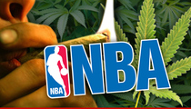 NBA Players -- We Want Our Weed!!! ... It's Time For The League To Legalize