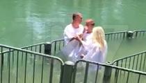 Backstreet Boys -- Baptized and Muddy in Israel