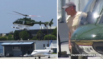 Harrison Ford -- Co-Pilots Chopper to Perfect Landing (VIDEO)