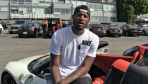 Paul George -- Forget Lebron ... I Want To Be In 'Space Jam 2'