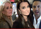 Kim Richards -- Kyle And Mauricio Won't Save You Anymore
