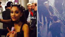 Ariana Grande -- Only One Direction for Niall Horan ... the Friend Zone