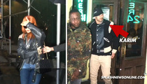 Rihanna -- She-Pimpin' With Soccer Stud ... 5 AM Break