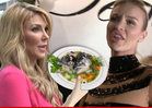 Brandi Glanville to Joanna Krupa -- This Fish Remind You of Anything? (Yes, I Mean Your Vagina)