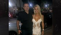 Drew Rosenhaus -- Divorce Case Dismissed ... Staying Married to Hot Wife