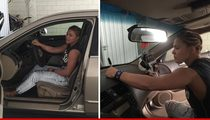 Ronda Rousey to Fans -- Please Don't Pleasure Yourself in My Old Car