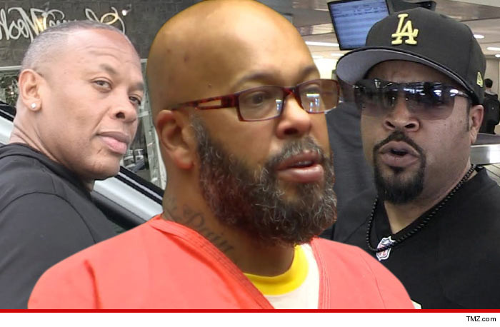 Suge Knight, Dr. Dre, Ice Cube -- Sued for Wrongful Death ...