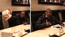 Tyrese -- Awesome Ari Gold 'Entourage' Rant!!! (VIDEO)
