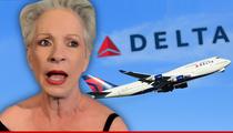 'All My Children' Star Kicked Off Plane ... Tells Flight Attendant 'Go F**K Yourself!'