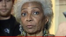 'Star Trek' Star Nichelle Nichols -- Hospitalized After Mild Stroke
