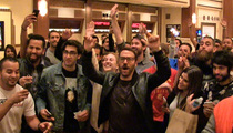 Jeremy Piven -- Go See 'Entourage' ... I Buy You Popcorn! (VIDEO)