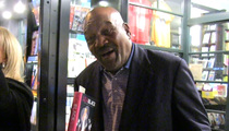 Jim Brown -- DON'T GIVE UP ON MANZIEL ... 'I Throw Water Bottles Too!'