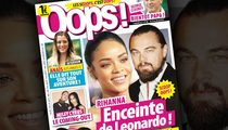 Leonardo DiCaprio -- Wins 'I Knocked Up Rihanna' Lawsuit