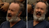 Ex Voice of 'Charlie Brown' -- Goes Berserk in Court ... I Hope You Drop Dead, Judge!!