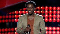 'The Voice' -- Ex-Contestant Dies ... Suicide By Hanging