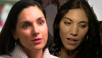Hope Solo's Accuser -- Don't Kick Her Off U.S. Team ... I Just Want Her to Come Clean