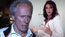 Clint Eastwood --  Caitlyn Jenner Joke Censored