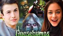 'Goosebumps' Stars -- Bring on the Sequels ... We're Gonna Make Scary Cash