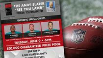 NFL's Jordan Cameron -- NFL Blocks Pro Bowler from Poker Tourney
