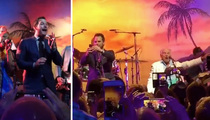 Chris Pratt -- Forget Jurassic World ... I'm Going to Margaritaville! (VIDEO)