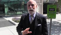 Internet Pioneer Vint Cerf -- Sorry, Kim Kardashian ... No One Can Break the Internet!
